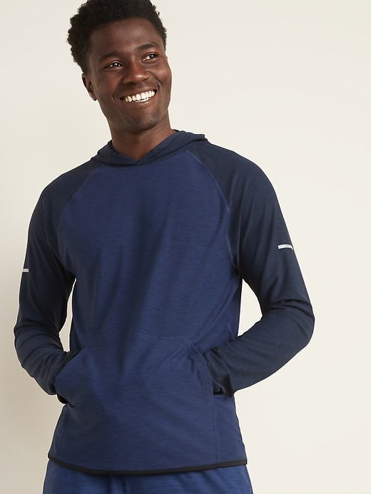 Ultra-Soft Breathe ON Pullover Hoodie for Men