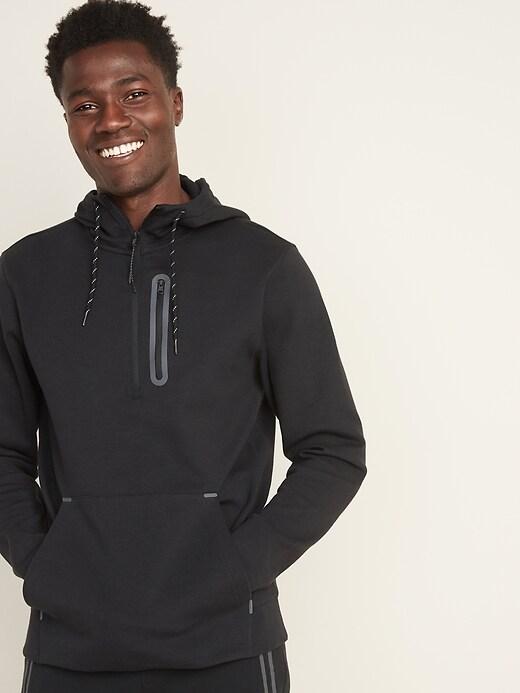 Dynamic Fleece 1/2-Zip Hoodie for Men