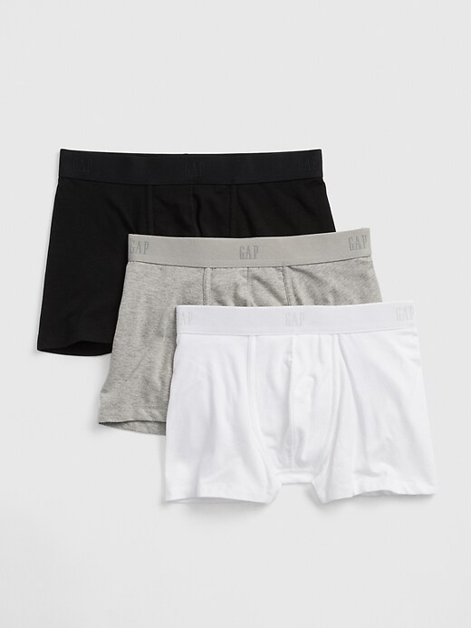 """3"""" Boxer Brief Trunks (3-Pack)"""