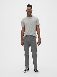 Soft Wear Skinny Jeans with GapFlex