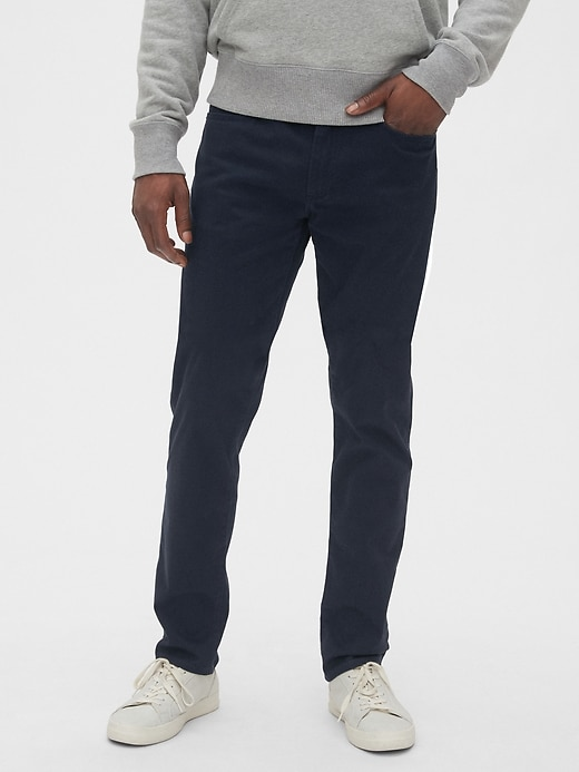 Soft Wear Slim Jeans with GapFlex