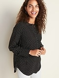Deals on Old Navy Lightweight Pullover Tunic for Women