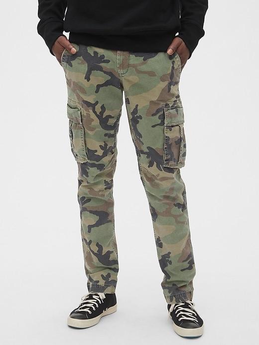 Cargo Pants with GapFlex