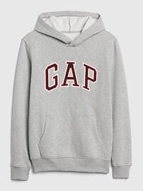 Gap Logo Pullover Hoodie