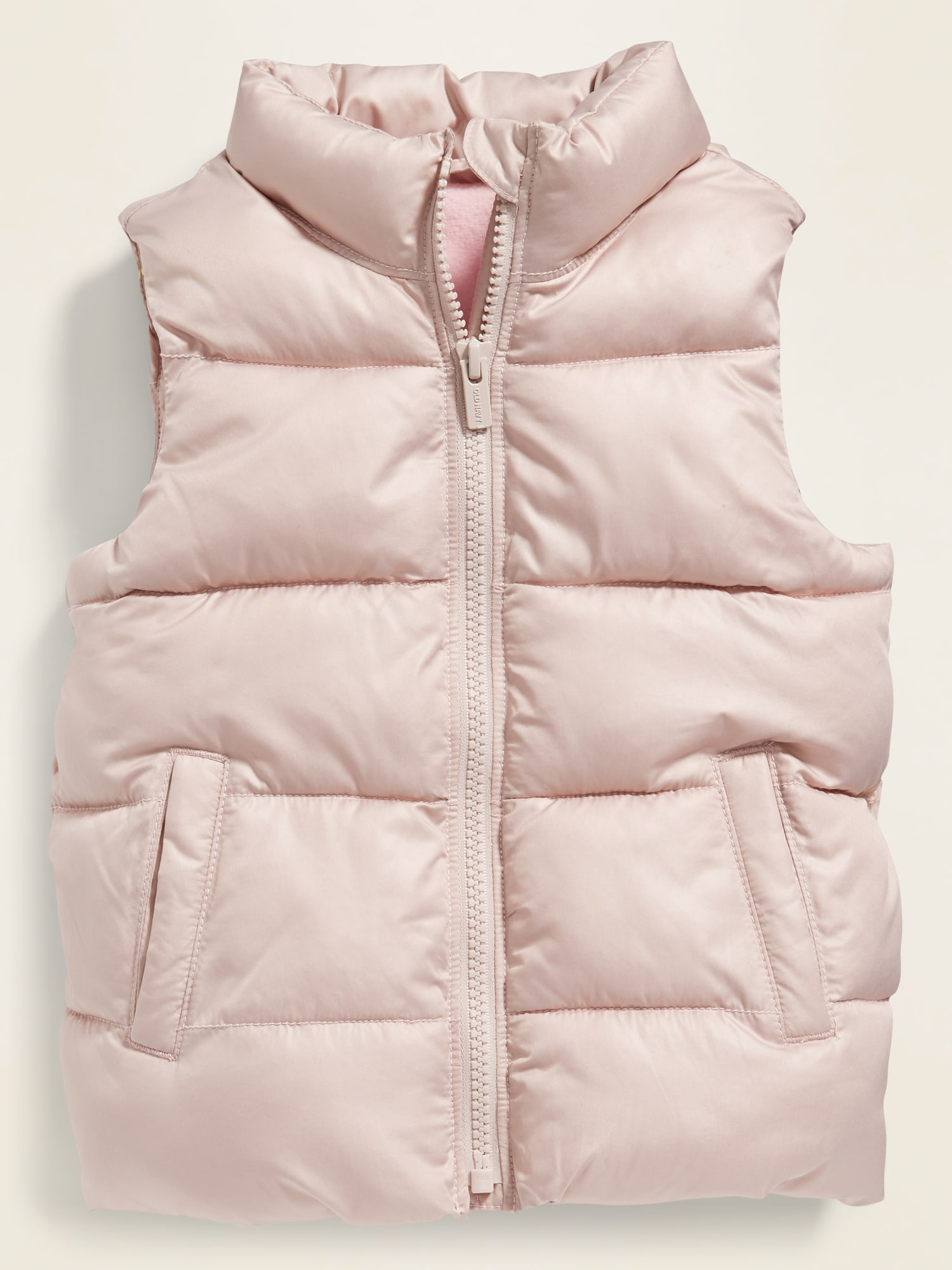 2 available twins Old Navy girls puffer vest sz 3T