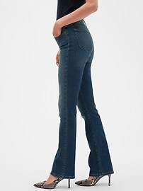 Curvy Fit Sculpt Medium Wash Slim Boot Jean
