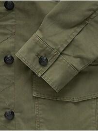 Twill Utility Jacket