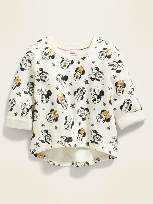 Disney&#169 Minnie Mouse Sweatshirt for Toddler Girls
