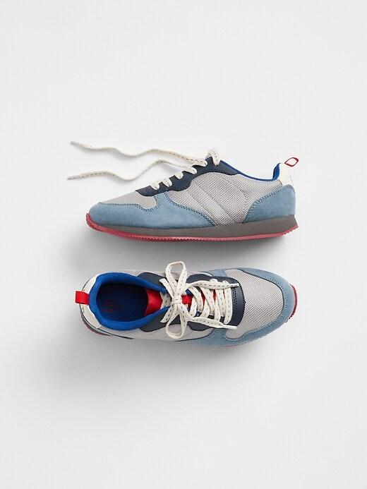 Kids Colorblock Sneakers