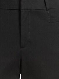 Pantalon lavable, coupe Sloan moulante, Petite
