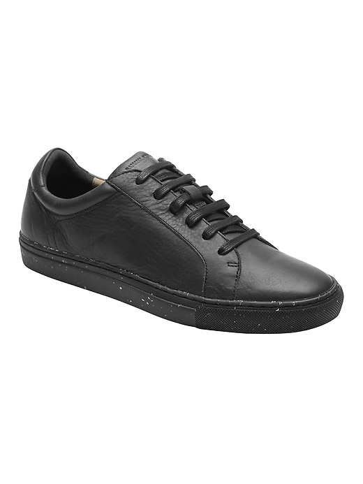 Nicklas Speckled-Sole Sneaker