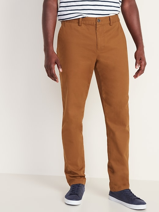 Athletic Ultimate Built-In Flex Chinos for Men
