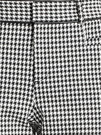 Petite Modern Sloan Skinny-Fit Washable Pant with Piping