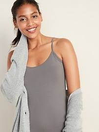 First-Layer Fitted Cami for Women