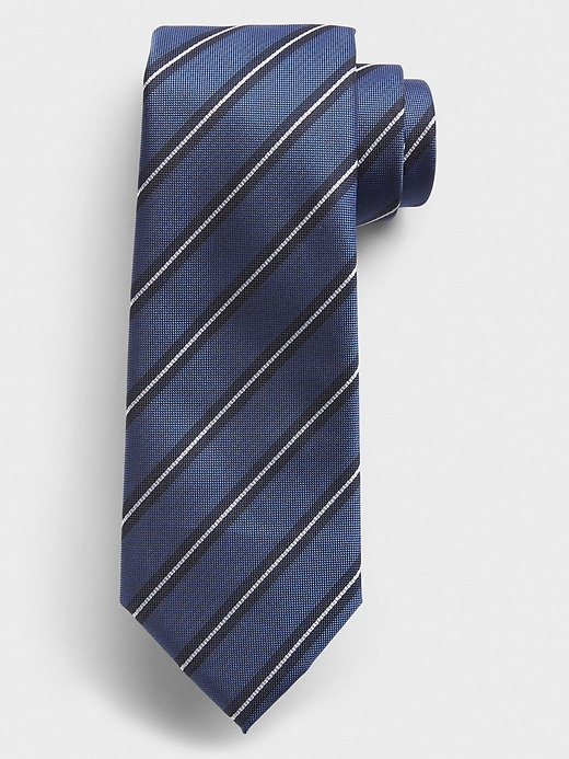 Reg Stripe Tie