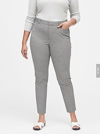 Curvy Sloan Skinny-Fit Washable Pant