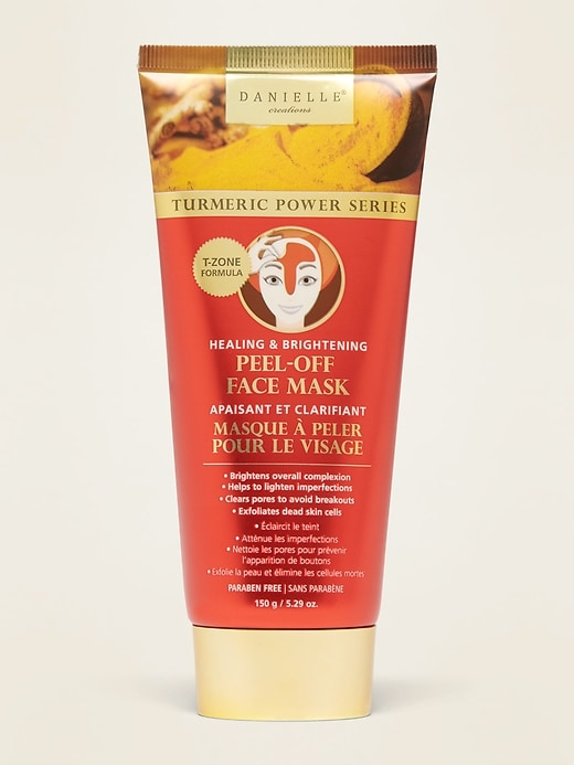 Danielle Creations&#174 Turmeric Peel-Off Face Mask