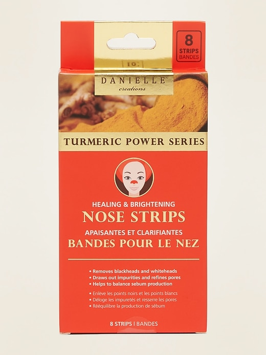 Danielle Creations&#174 Turmeric Nose Strips
