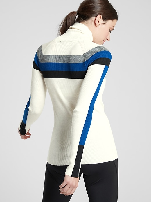 Brookshire Colorblock Sweater