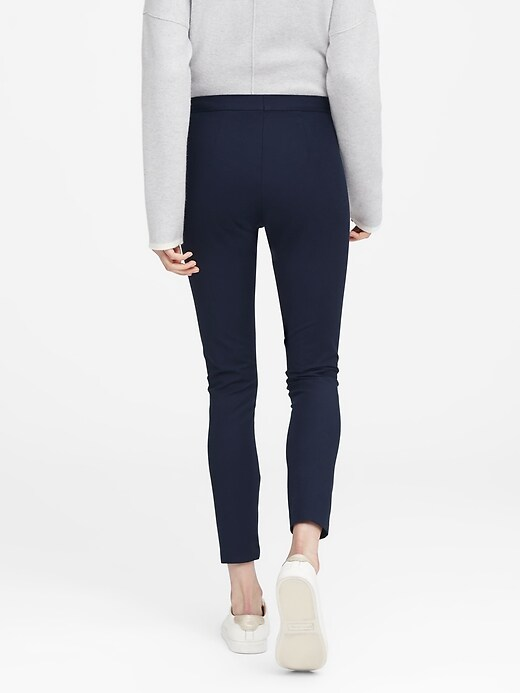 Devon Legging-Fit Washable Bi-Stretch Ankle Pant