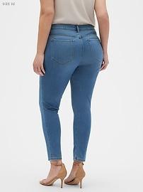 Super Stretch Medium Wash Legging Jean