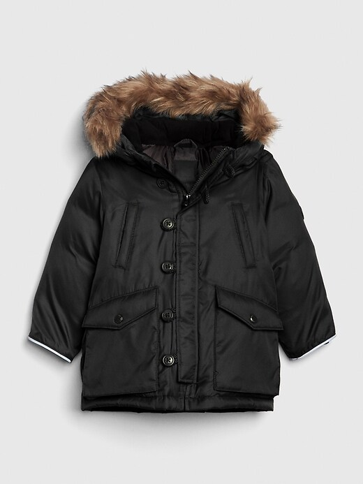 Toddler ColdControl Ultra Max Down Parka