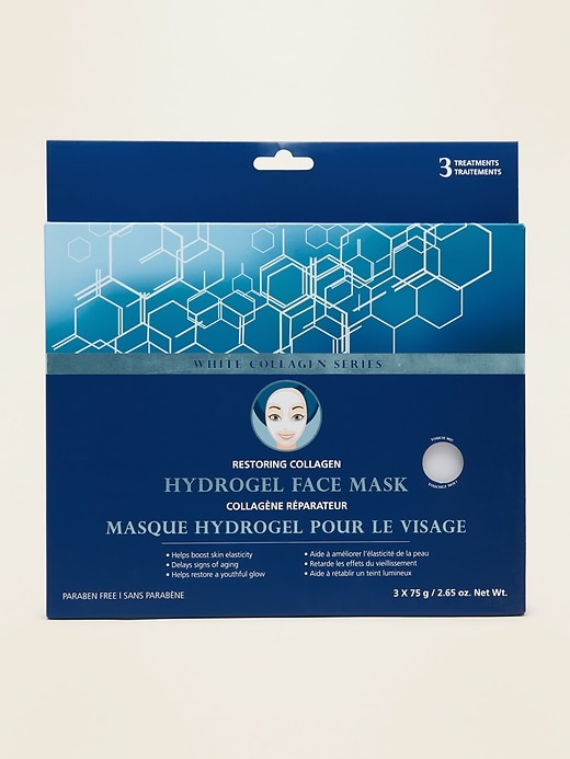 Danielle Creations&#174 Collagen Hydrogel Face Mask