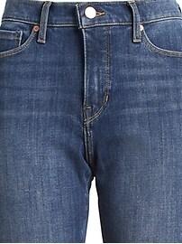 Petite Mid-Rise Skinny Zero Gravity Jean