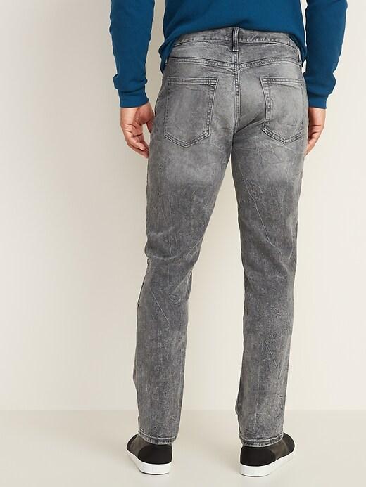 Slim Built-In Flex Jeans For Men