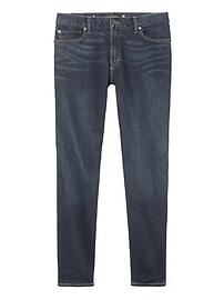 Athletic Tapered Rapid Movement Denim Medium Wash Jean