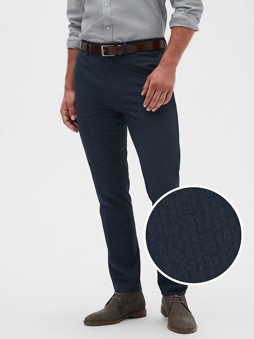 Mason Athletic-Fit Wrinkle Resistant Pant