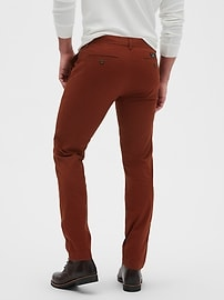 Fulton Skinny-Fit Stretch Chino