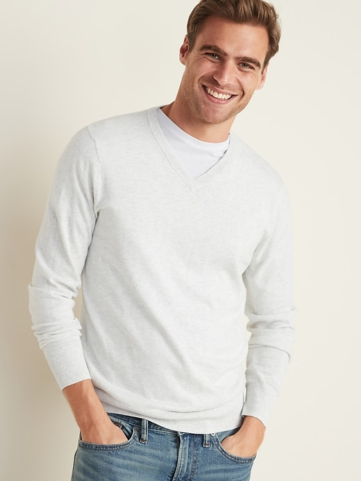 Everyday V-Neck Sweater for Men