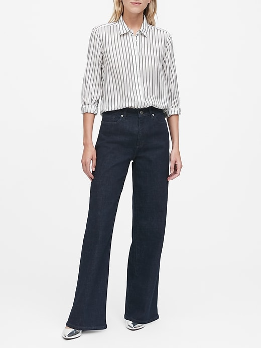 Parker Tunic-Fit TENCEL&#153 Shirt
