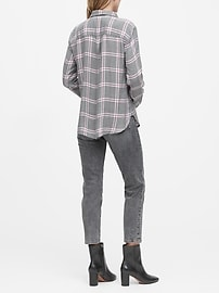 Dillon Classic-Fit Flannel Shirt