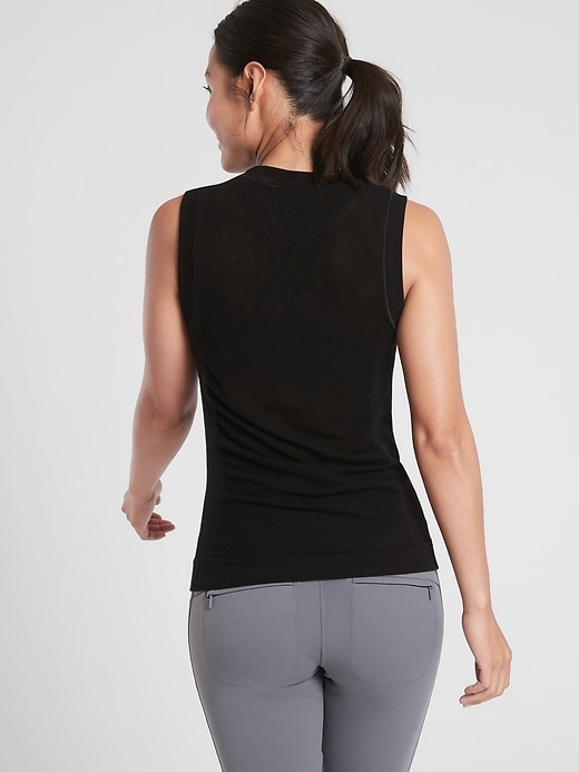 Foresthill Ascent Tank