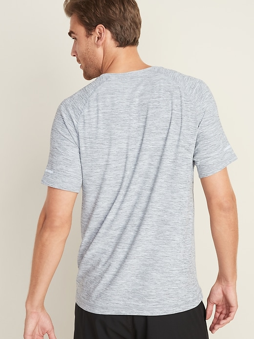 Ultra-Soft Breathe ON Graphic Tee for Men