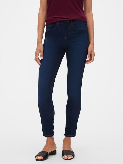 Super Stretch Dark Wash Legging Jean