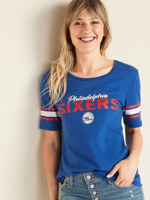NBA&#174 Team Tee for Women