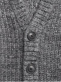 Heritage Oversized Cardigan Sweater