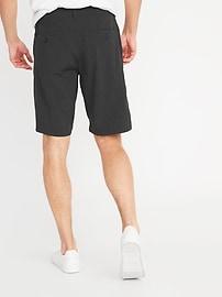 Slim Hybrid Performance Shorts for Men - 10-inch inseam