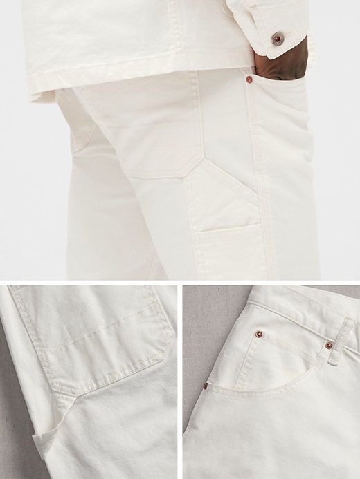 '80s Carpenter Fit Jeans with GapFlex