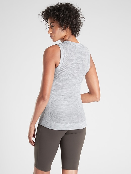 Foresthill Ascent Heather Tank
