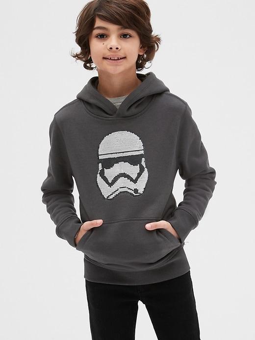 GapKids &#124 Star Wars&#153 Hoodie Sweatshirt
