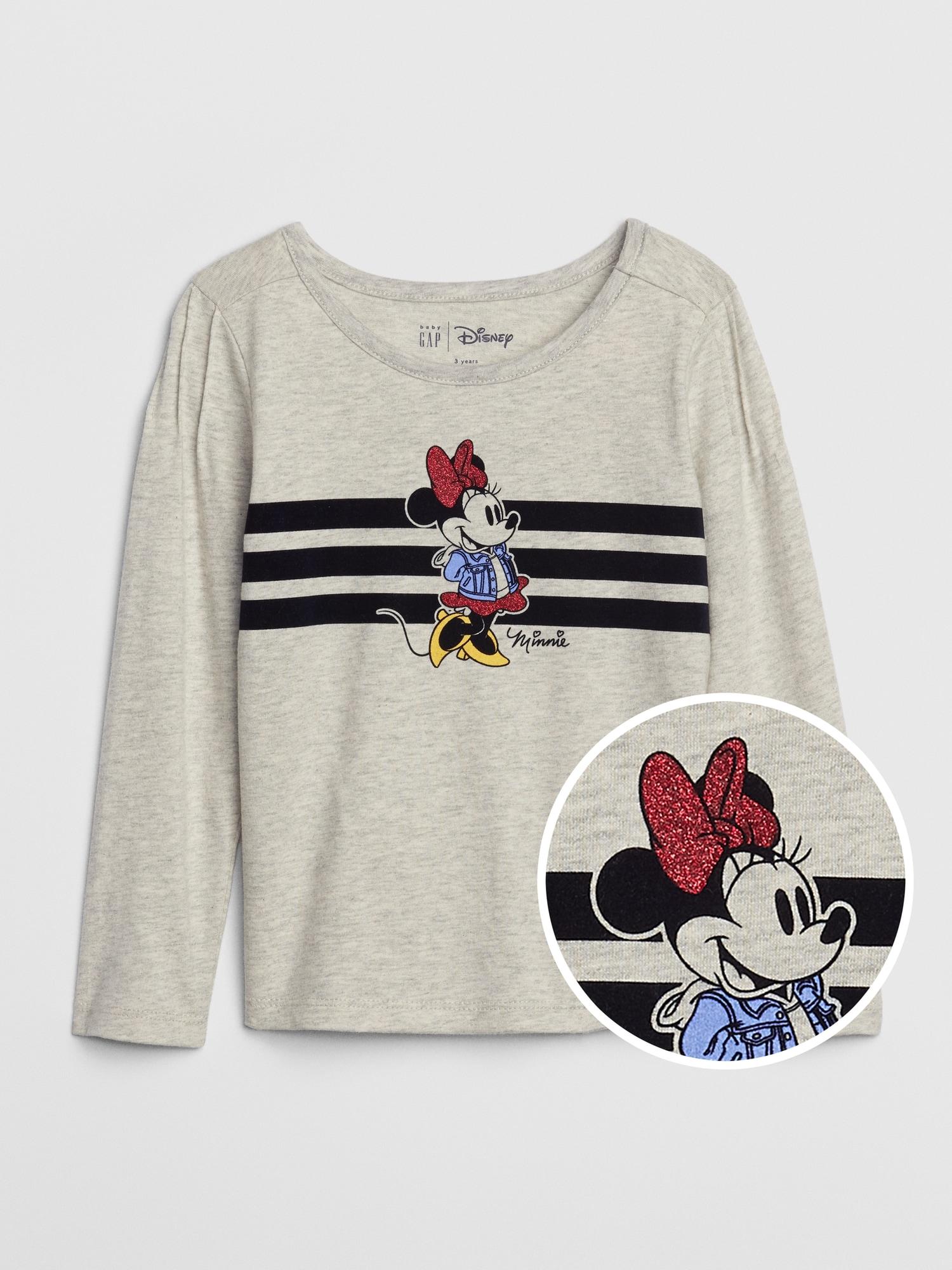 Babygap | Disney Minnie Mouse Tシャツ