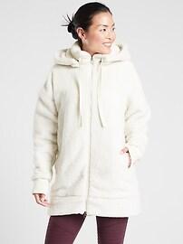Tugga Long Sherpa Jacket