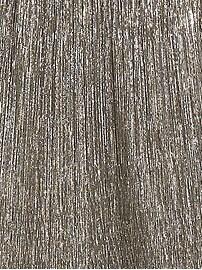 Petite Metallic High-Low Dress