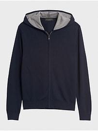 Premium Luxe Zip Hoodie