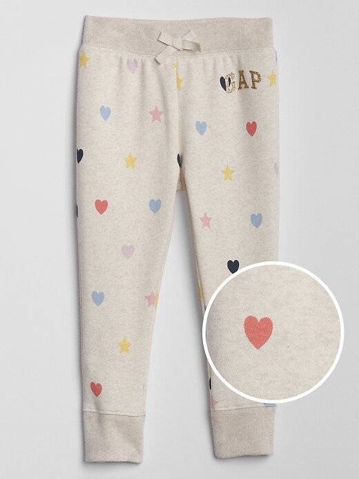 Toddler Logo Fleece Pants