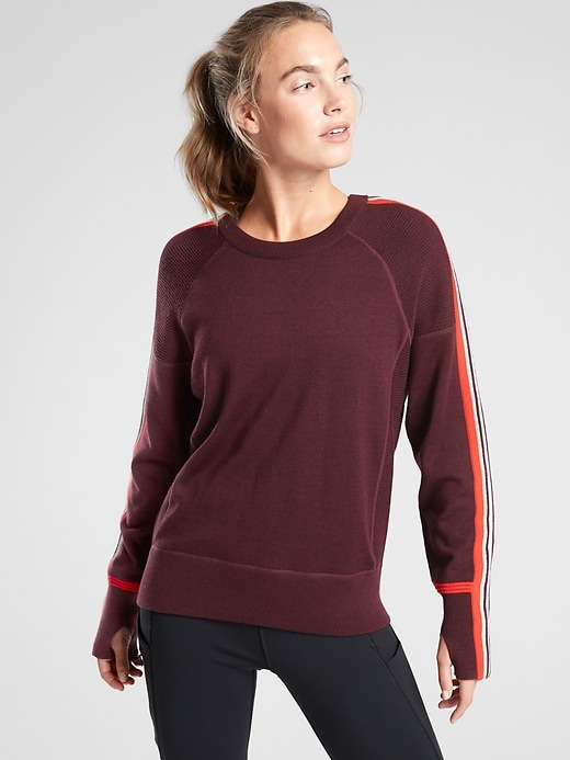 Canyon Colorblock Sweater